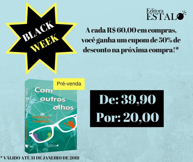 """Pré-venda: livro """"Com Outros Olhos - Crianças Invisíveis"""", Editora Estalo"""