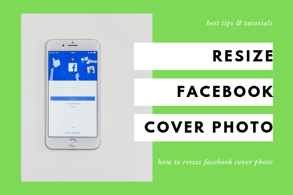 Convert Photo To Fit Facebook Cover<br/>