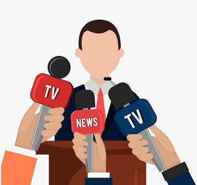 طرق استعمال الأعداد والشهور عند المراسل الصحفي
