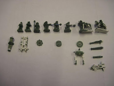 Finalizing the Pack Contents from Warmonger Miniatures