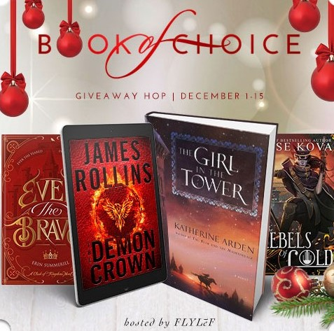 Book Choice Giveaway Hop