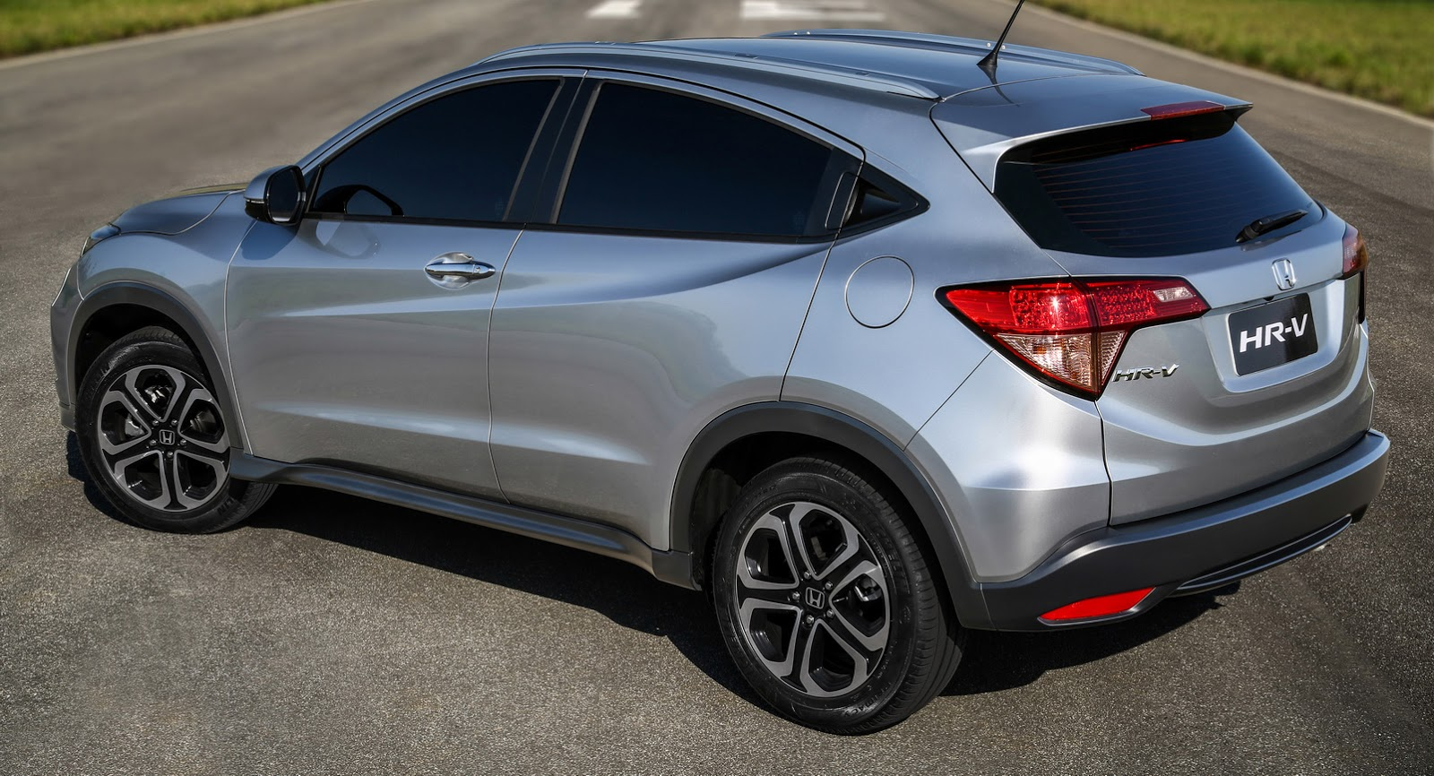 Honda's New Hrv Makes Its Brazilian Debut With 18l Flex