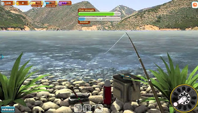 game Fishing Paradise 3D