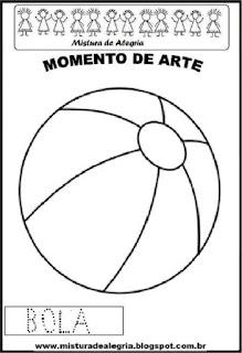 Projeto Pátria, desenho de bola