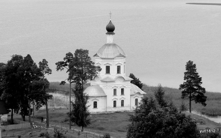 Храм Воздвижения Честного Креста Господня