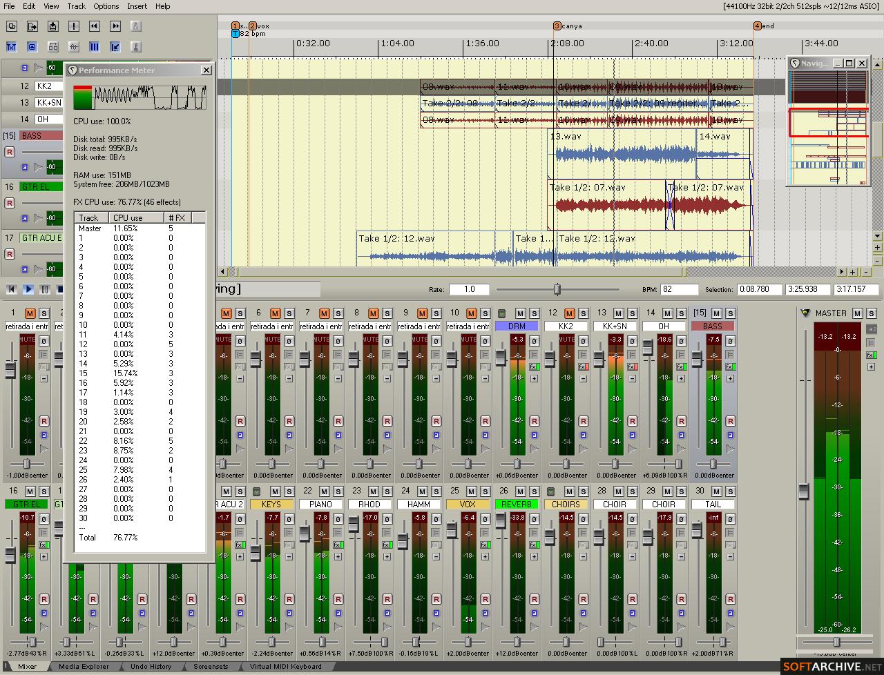 REAPER 4 14 – Final   SoftBoxz
