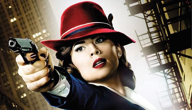Foto promocional Agent Carter