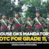 Mandatory ROTC for Senior High School Students (Grade 11-12) Gets Final House Nod