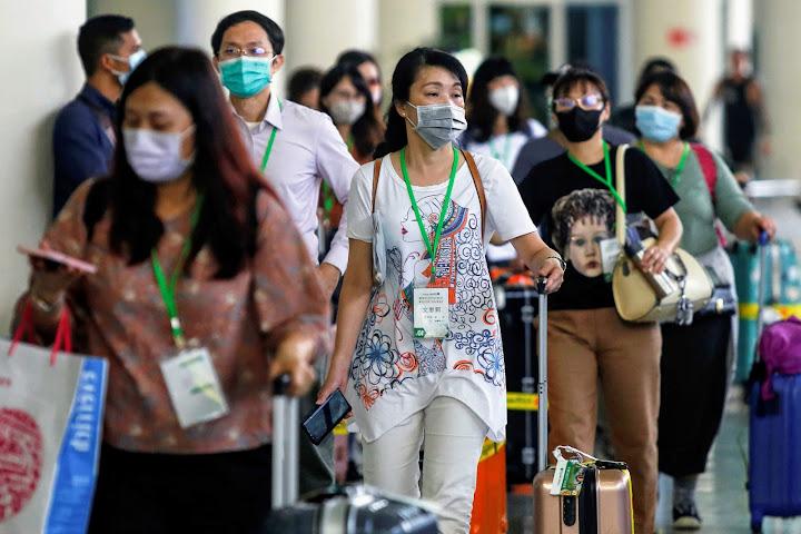 До 60 процентов иностранных туристов отменили свои поездки вТаиланд иВьетнам — Thai Notes