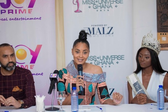 Miss Universe Ghana 2018 launched