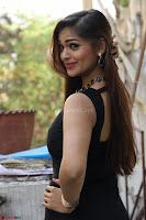 Ashwini in short black tight dress   IMG 3550 1600x1067.JPG