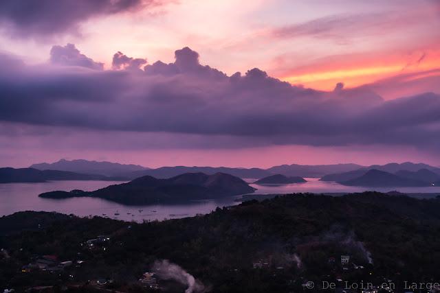 Mont Tapyas-Coron-Busuanga-Philippines