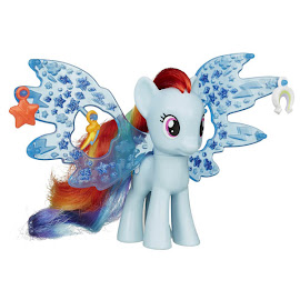My Little Pony Charm Wings Wave 1 Rainbow Dash Brushable Pony