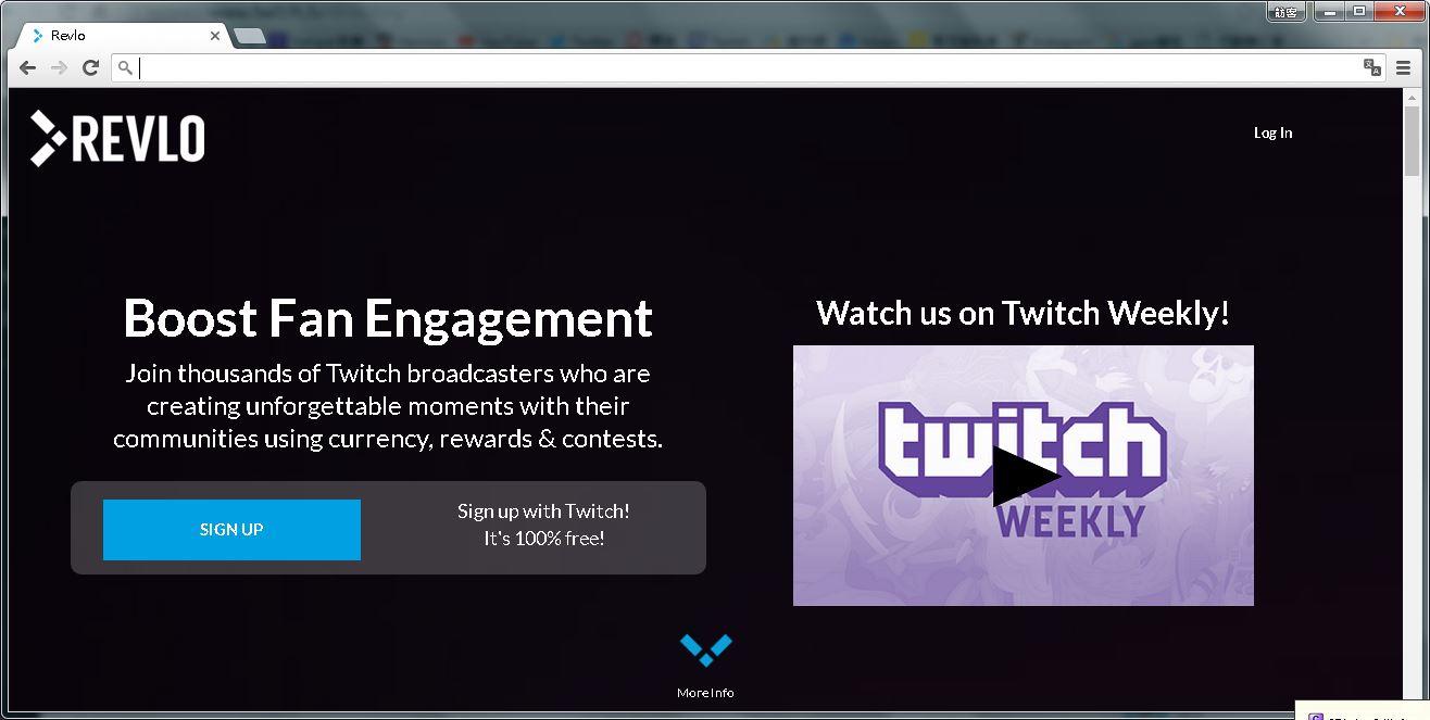 Sora的蠢遊戲收藏站: [Twitch]一起來賭博吧!-Revlo使用教學[實況主篇]