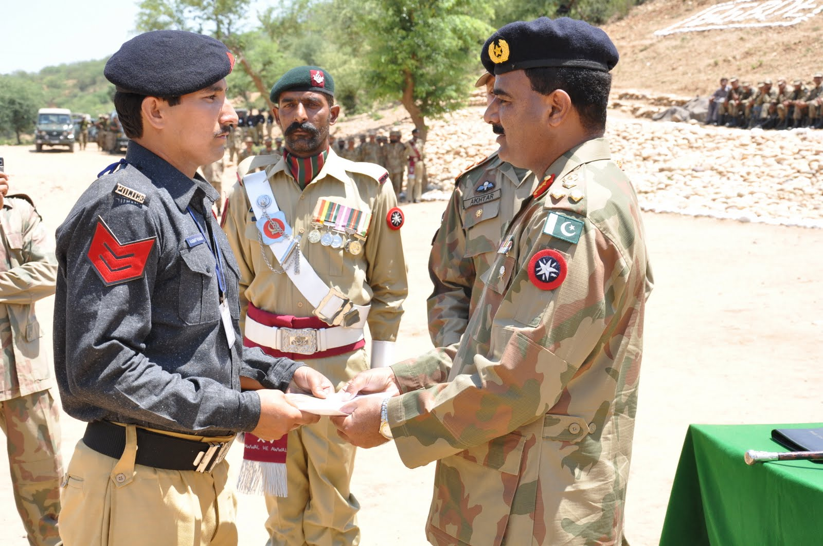 Pictures Punjab Police
