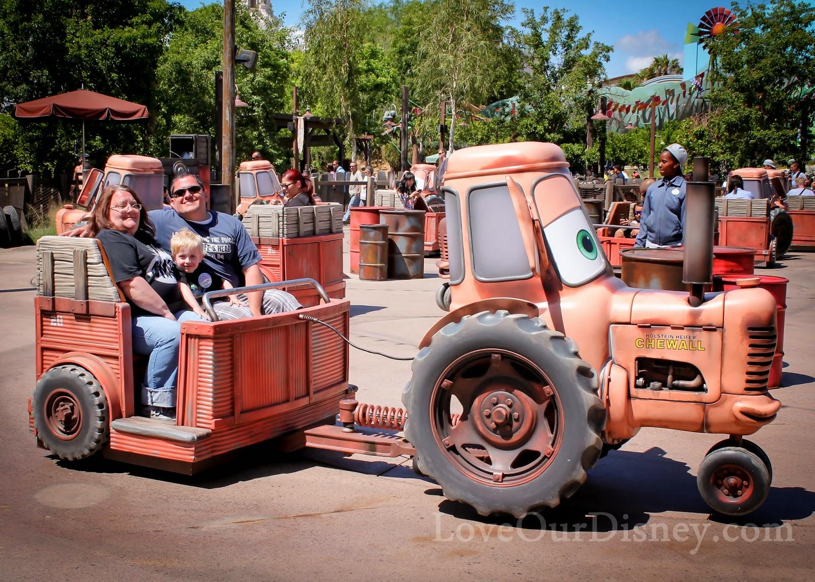 Favorite rides for preschoolers at Disneyland Resort. LoveOurDisney.com