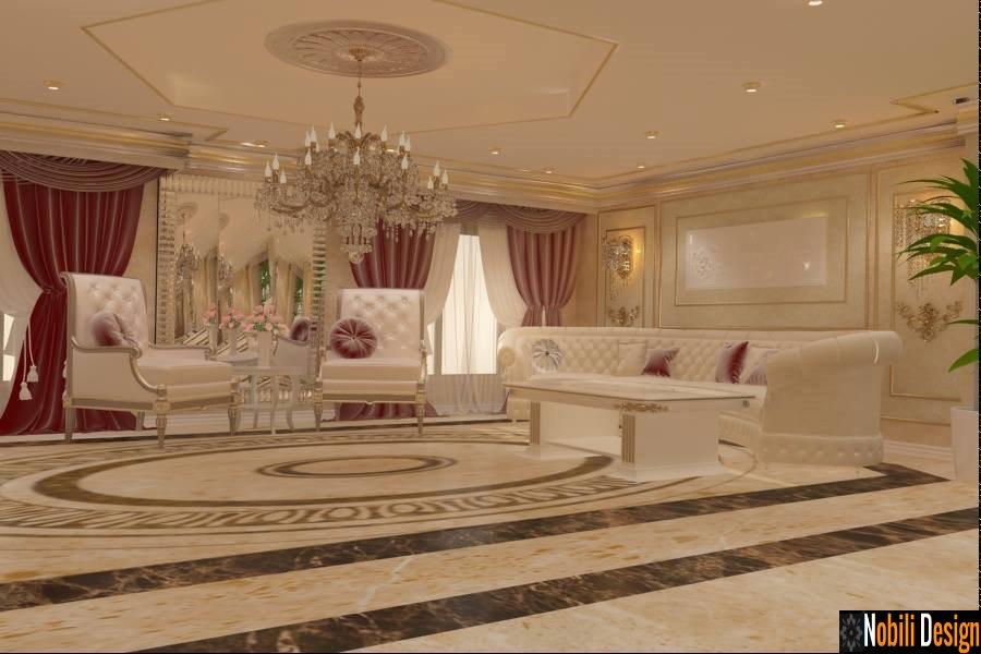Design - interior - clasic - Bucuresti