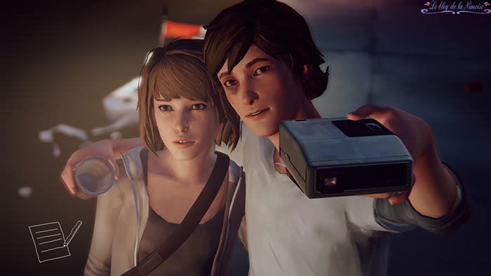 LIFE IS STRANGE JEU VIDEO BLOG NIMOISE NIMES 03