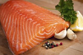 Makanan sehat untuk Ibu hamil, 10. Salmon