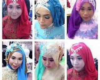 model jilbab wisuda syar'i model jilbab wisuda terbaru