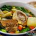 Slow Cooker Bulalo (Beef Bone Marrow Soup Recipe )
