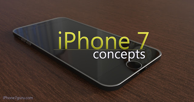 Apple iPhone 7 Conceot Designs
