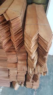Harga promo atap sirap kayu Ulin kalimantan