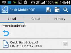 Como abrir PDF no Android Leitores de PDF