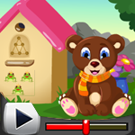 G4K Teddy Bear Rescue Game Walkthrough