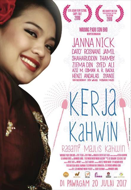 poster Filem Kerja Kahwin