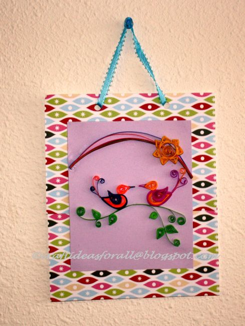 Paper Craft Ideas For June Papercraft