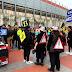 30 cuadrillas desbordan un carnaval de Retuerto que gana el colegio Artegabeitia