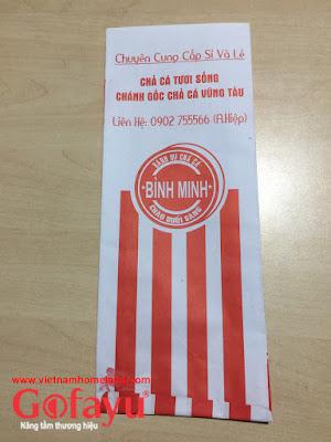 Xưởng in túi bánh mì thương hiệu riêng giá rẻ