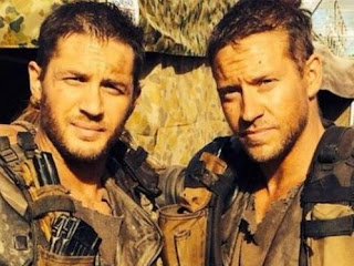 Tom Hardy & Jacob Tomori (Mad Max : Fury Road)