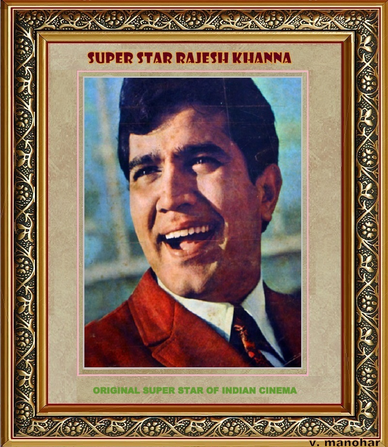 Original Super Star of Indian Cinema