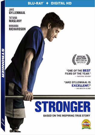 Stronger 2017 BRRip 350MB English 480p ESubs Watch Online Full Movie Download bolly4u