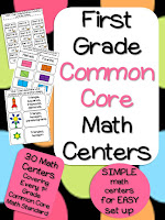https://www.teacherspayteachers.com/Product/1st-Grade-Common-Core-Math-Centers-1964344