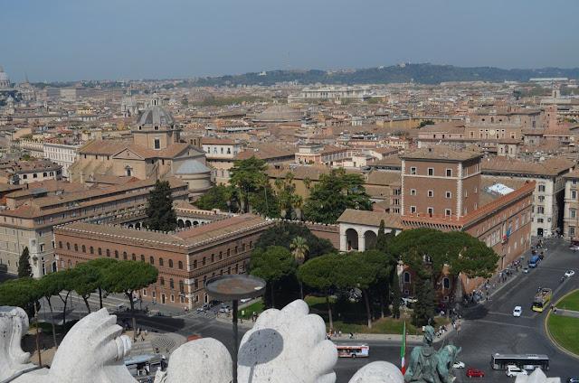 I Viaggi di Raffaella: Roma: Palazzo Venezia