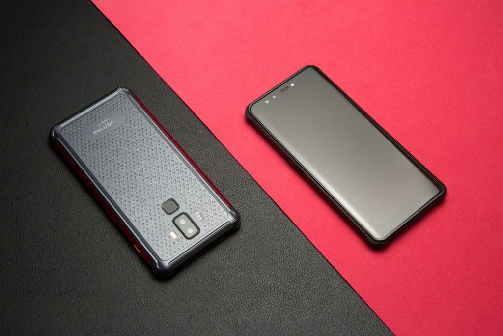 Vernee V2 Pro Rugged Smartphone