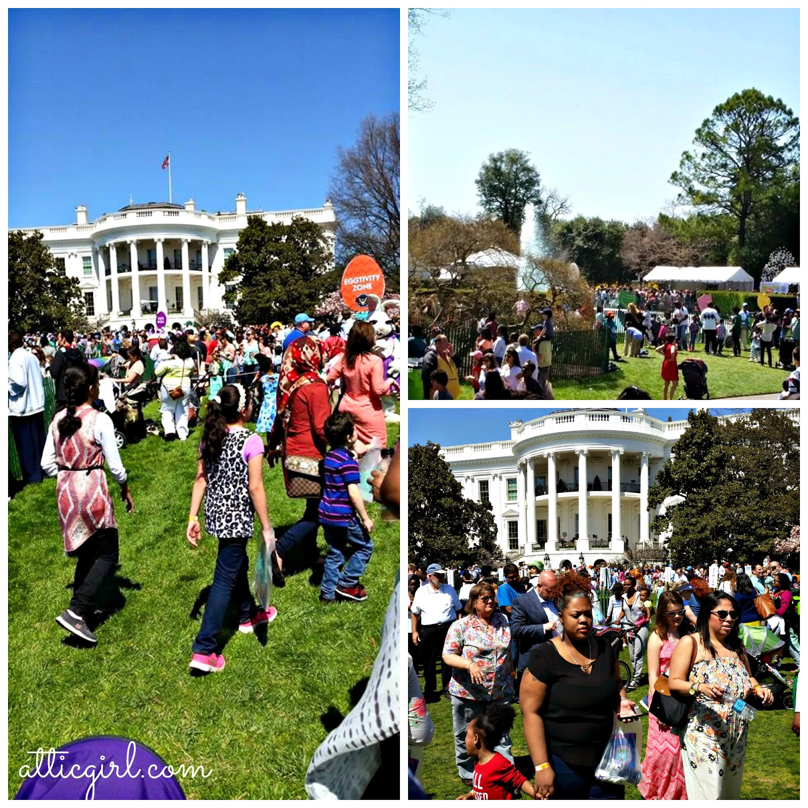 Easter Egg Roll 2015, Michelle Obama, President Obama, FLOTUS, POTUS, DC monuments, Tips for Visiting The White House Easter Egg Roll
