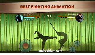 Game Android Terbaik Shadow Fight 2