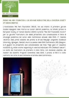 fondation for cancer children
