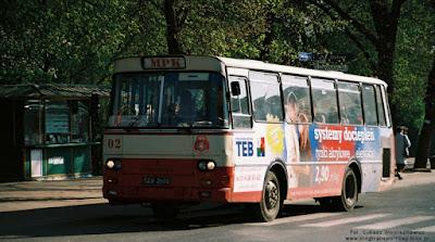 Autosan H9-35 z MPK Brzesko