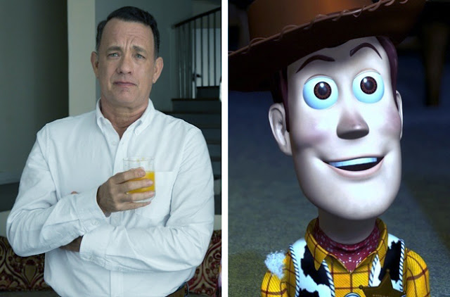 Tom Hanks - Sheriff Woody - Toy Story