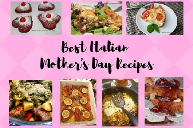 a roundup mothers day menu of recipes