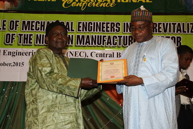 COREN Tasks Engineers On Manufacturing Sector Revival