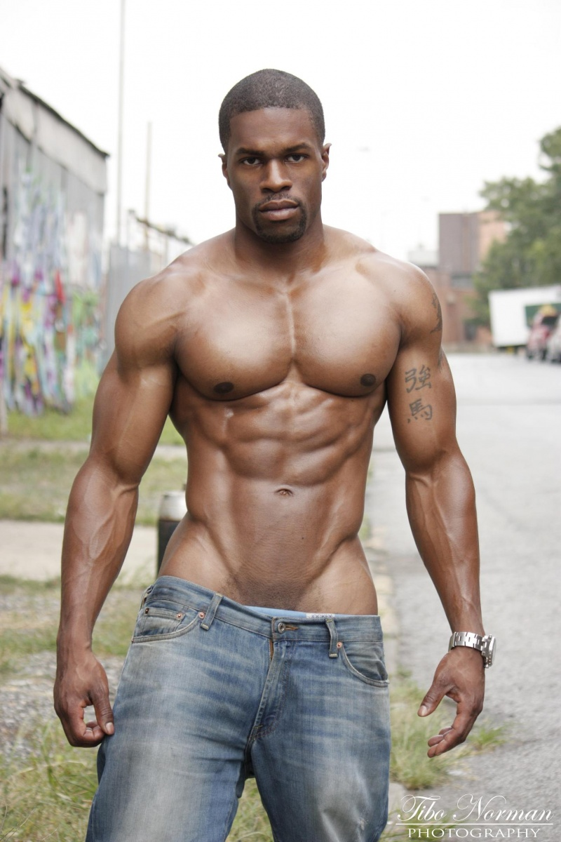 Hot Gay Black Dudes 81