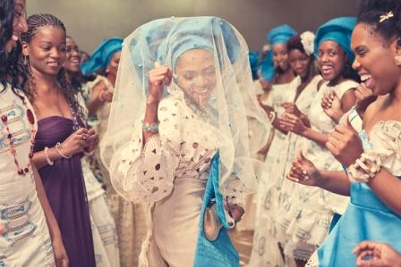 Beautiful Wedding Fashion in Naija