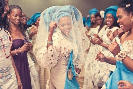 Beautiful Wedding Fashion in Naija
