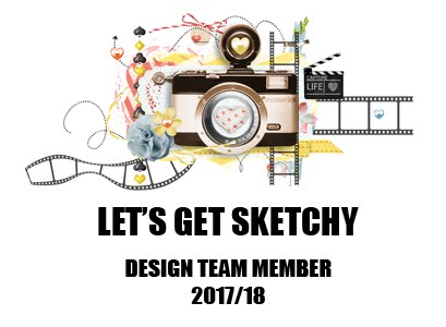 Let's Get Sketchy Design Team Member 17/18